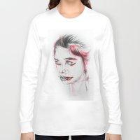 vertigo Long Sleeve T-shirts featuring Vertigo by thomashanandry