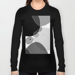 Circle Series - Chrome Long Sleeve T-shirt