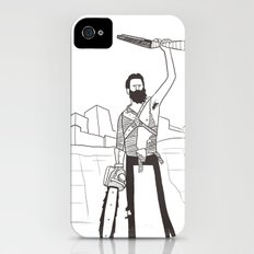 Hail to the Beard, baby iPhone (4, 4s) Slim Case