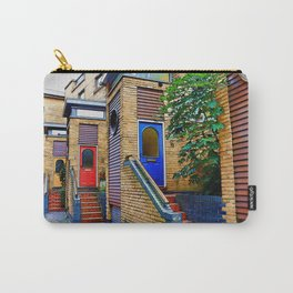 Stairs to Nowhere  -  Greenwich London Carry-All Pouch