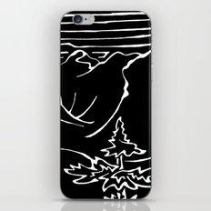 Timberline iPhone & iPod Skin