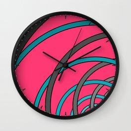 Echo 01 Wall Clock