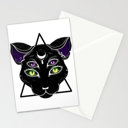 Thanks for joining me in the dark. Stationery Cards
