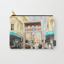 Chinatown in Melbourne Carry-All Pouch