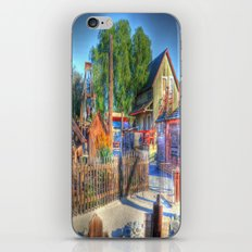 Western Yard iPhone & iPod Skin