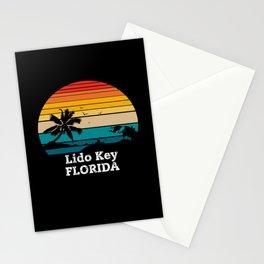 Lido Key FLORIDA Stationery Cards