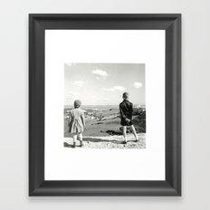 Look After Framed Art Print