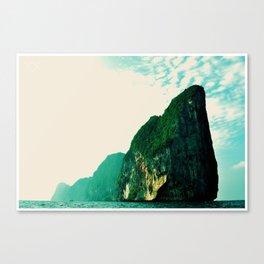 DREAM FOREVER ISLAND Canvas Print