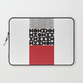 Abstract Post Laptop Sleeve