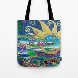 Idyllia Tote Bag