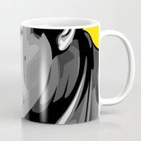 johnny cash Mugs featuring Cash by Digital Sketch