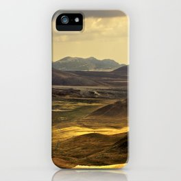 Campo Imperatore iPhone Case