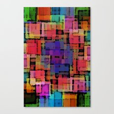 Shapes#6 Canvas Print