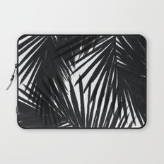 Palms Black Laptop Sleeve