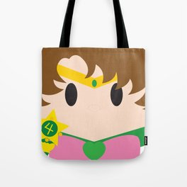 Sailor Jupiter Block Tote Bag