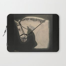 Fleabitten Laptop Sleeve