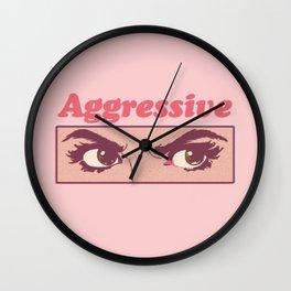 Aggressive Wall Clock