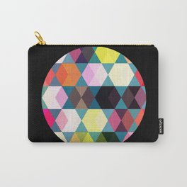 Tivoli Colourful Pattern  Carry-All Pouch