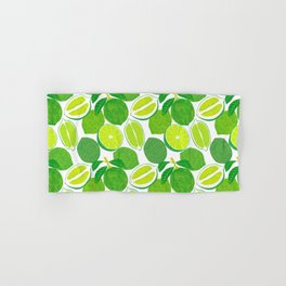 Lime Harvest Hand & Bath Towel