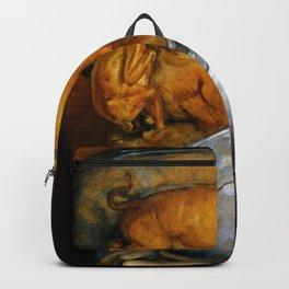 "Giuseppe Arcimboldo ""The cook"" Backpack"