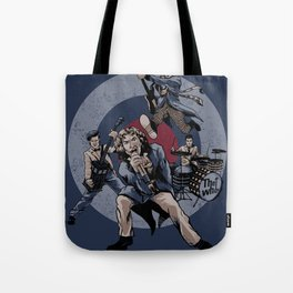 The WHOs Tote Bag