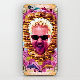 guy fieri's dank frootie glaze iPhone Skin