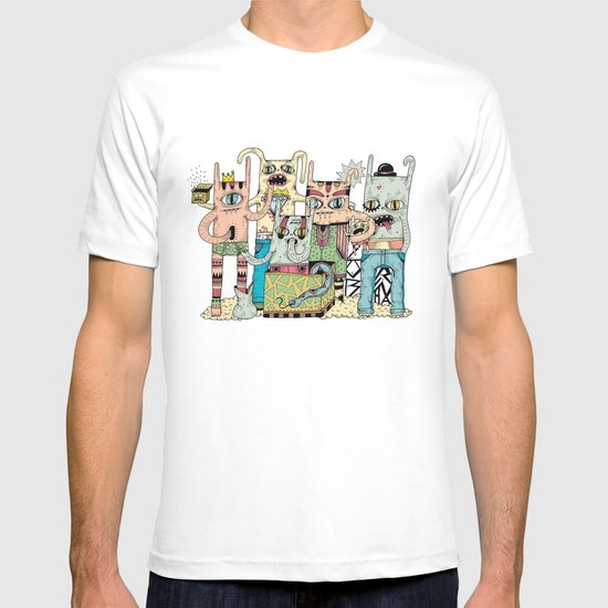 Gangsta Family T-shirt