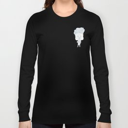 little basketball player Girdi Long Sleeve T-shirt