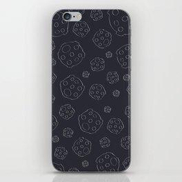 Space Rocks (Patterns Please) iPhone Skin