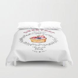 Cake - Sweetest Duvet Cover