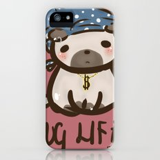 'Pug Life' iPhone (5, 5s) Slim Case