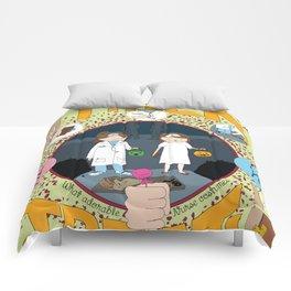 Trick or Treat (print) Comforters