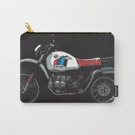 BMW R80GS PD | DARK Carry-All Pouch