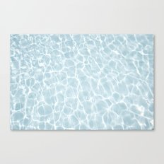 aquatic Canvas Print