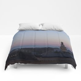 Roman Sunrise Comforters