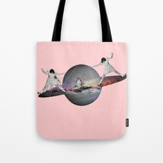 MAGIC ROLLER  Tote Bag