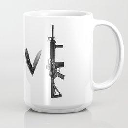 All's Fair in Love and War Coffee Mug