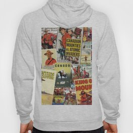 Mounties Hoody