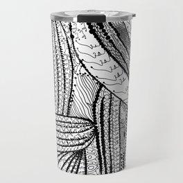 Cells by Yayoi kusam Travel Mug