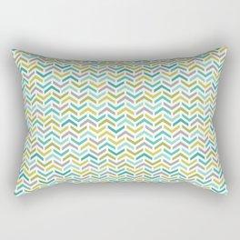Ripples Dusk Rectangular Pillow