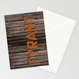 "TYRANT ""Barn"" Stationery Cards"