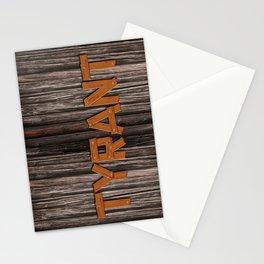 "TYRANT ""Barn"" Stationery Cards"