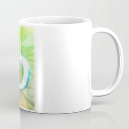 heart key Coffee Mug