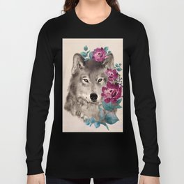 Gently Ferocious Long Sleeve T-shirt