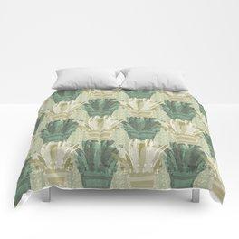 Emerald Avonia Comforters