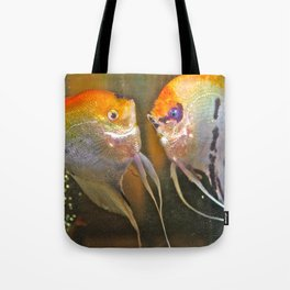 VAL & TINE ANGELS Tote Bag