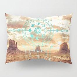 Mandala Desert Dawn Pillow Sham