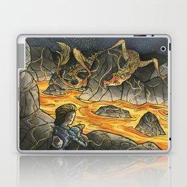 Alice & The Jabberwocky Laptop & iPad Skin