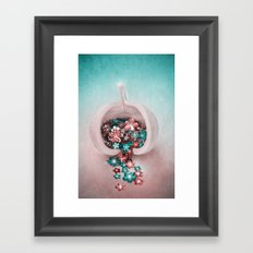 FLEURI Framed Art Print