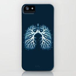 I Breathe Music iPhone Case